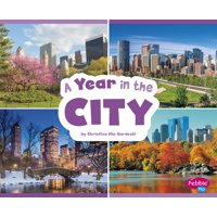 Season to Season: A Year in the City (Hardcover)