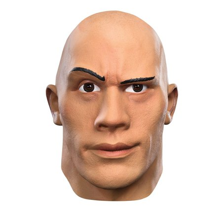 The Rock Deluxe Mask Adult Halloween Accessory