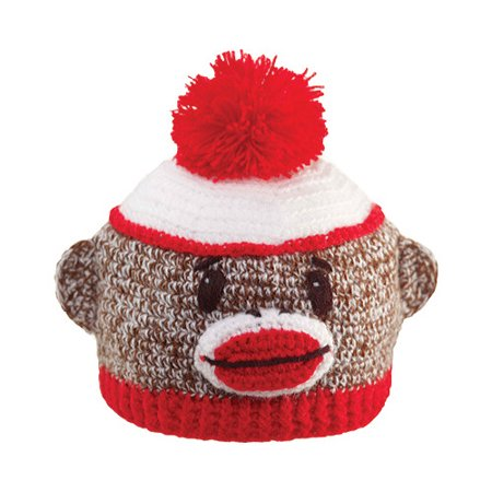 San Diego Hat Company - Infant San Diego Hat Company Sock Monkey Beanie  DL2370 - Walmart.com af246670727