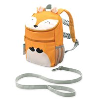 On The Goldbug Fox Backpack Harness with Removable Tether