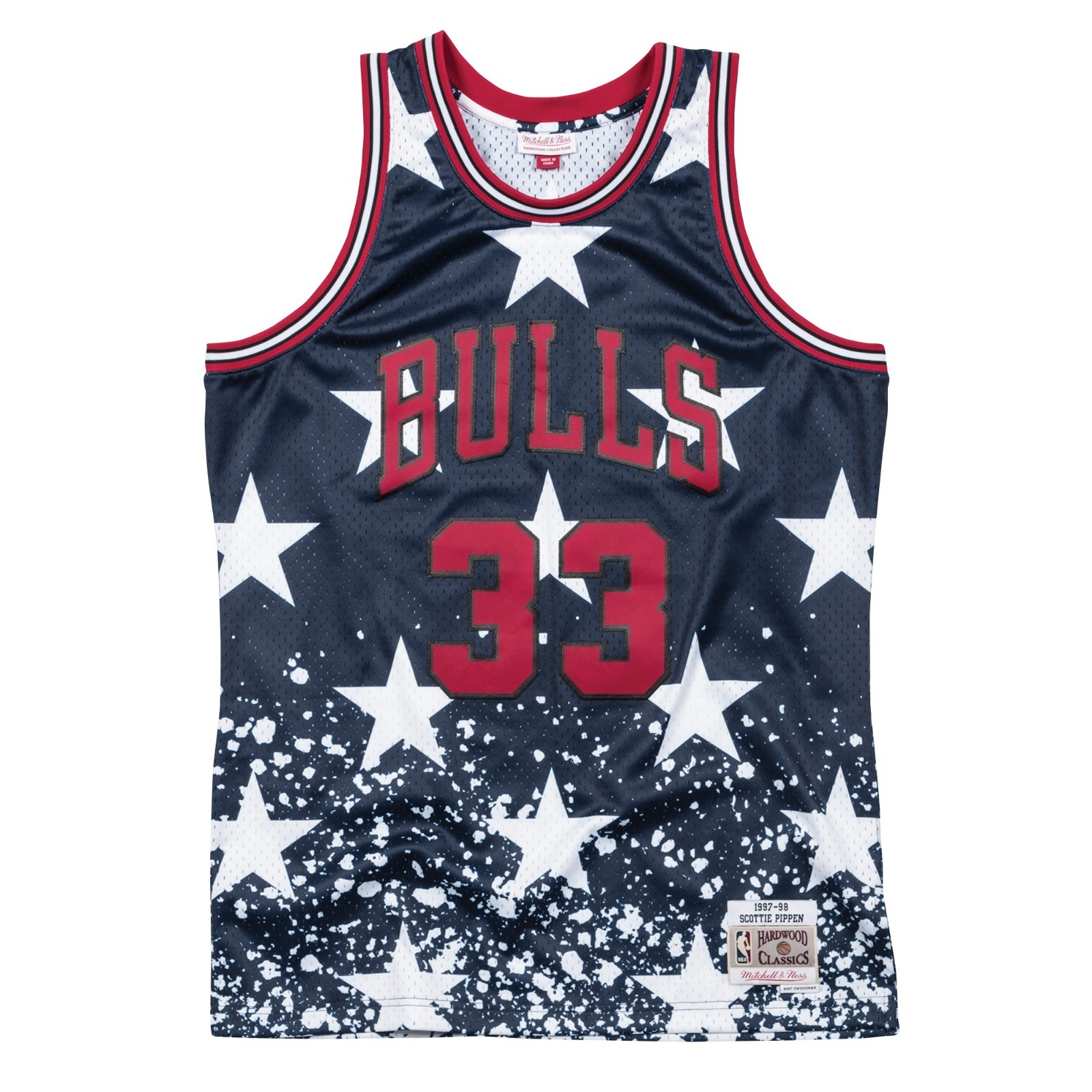 ... norway scottie pippen mitchell ness chicago bulls 4th of july swingman jersey  mens 48440 570b0 1c90fc3d3