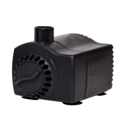 Image of Pond Boss 420 GPH Fountain Pump with Low Water Auto Shut-Off Feature