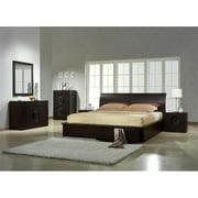 JandM Furniture 1754428-K Zen King Size Bed