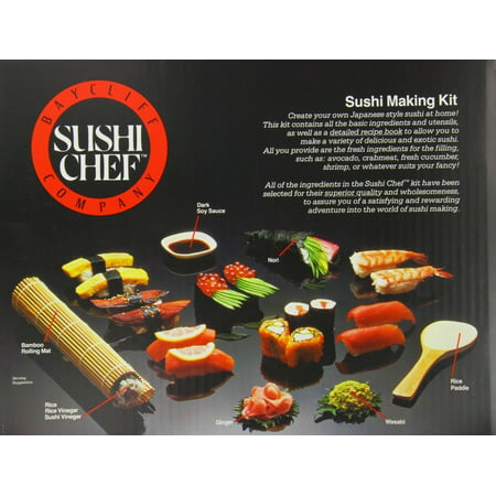 Baycliff Sushi Making Kit