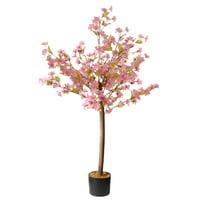 4' Cherry Blossom Artificial Tree