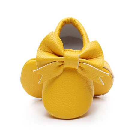 Lavaport 15 Colors Spring Baby Shoes PU Leather Newborn Shoes First Walkers 0-24 Months