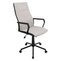 LumiSource Congress Height Adjustable Office Chair with Swivel