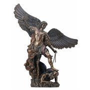 St. Michael the Archangel - Collectible Figurine Statue Sculpture