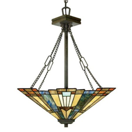 Quoizel Inglenook TFIK2817VA Small Tiffany Light
