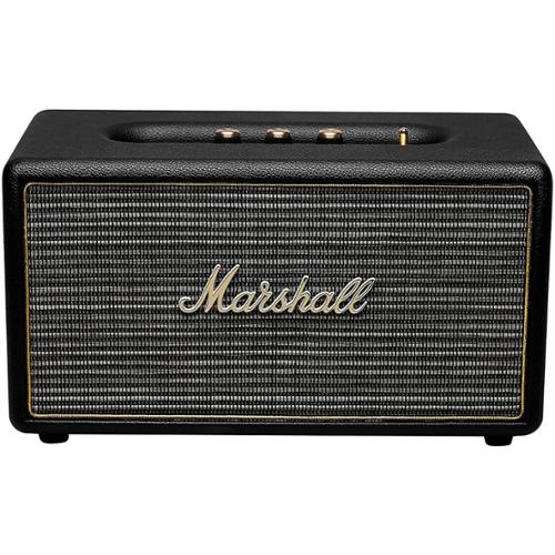 Marshall Stanmore Wireless Bluetooth Stereo Speaker System - Black - Refurbished