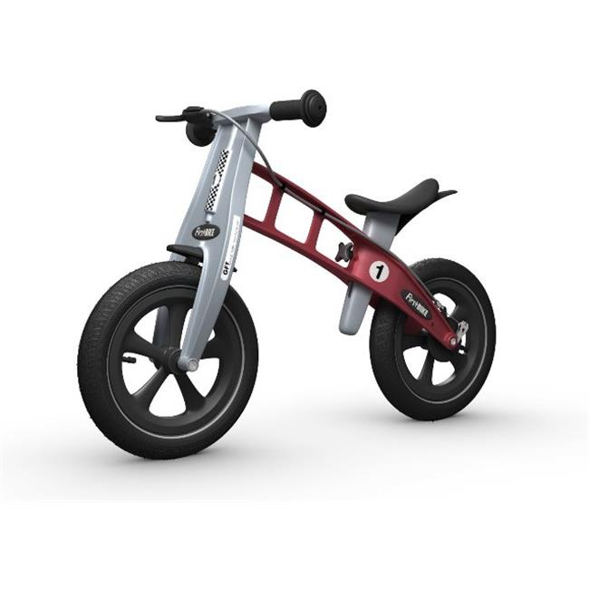 FirstBike L2008 Racing Red Bike With Brake And Big Apple ...