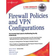 Firewall Policies and VPN Configurations - eBook