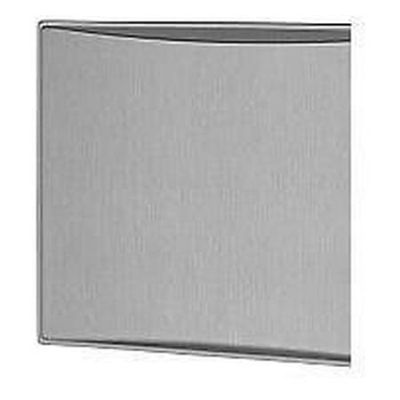 Dometic 3311889.020A Raised Aluminum Fridge Refrigerator Refer Door Main Panel