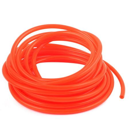 20pieds 6M long 6mm 4mm ID tube air polyuréthane polyuréthane rouge tuyau - image 2 de 2