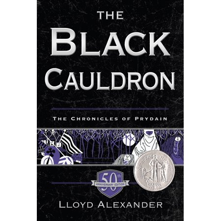 The Black Cauldron 50th Anniversary Edition : The Chronicles of Prydain, Book 2