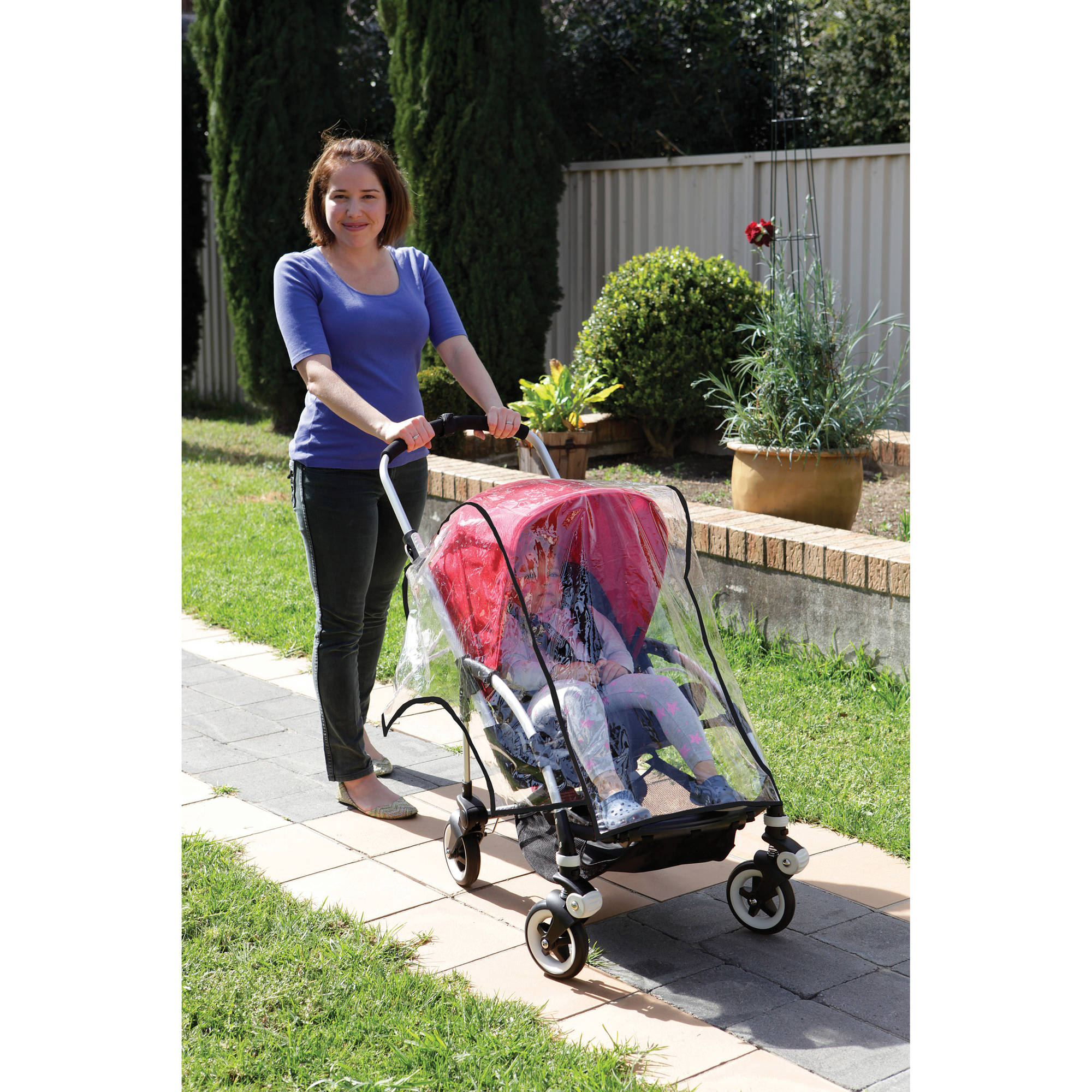 Dreambaby® Strollerbuddy® Weather Shield