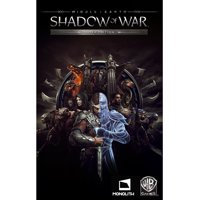 Middle-earth: Shadow of War Gold Edition for PC by WB Games [Digital Download]