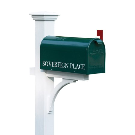 Lazy Hill Farm Designs Bristol Mailbox