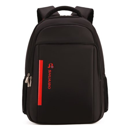 828279f6f67b Bagail - Men s Laptop Waterproof School College Book Bag Backpack Outdoor  Shoulder Bags - Walmart.com