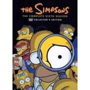 The Simpsons: The Complete Sixth Season by NEWS CORPORATION