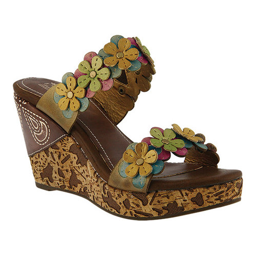 Women's L'Artiste by Spring Step Aura Wedge Sandal by