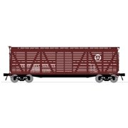 Broadway Limited 3354 N Pennsylvania Railroad PRR K7 Stock Car with Cattle