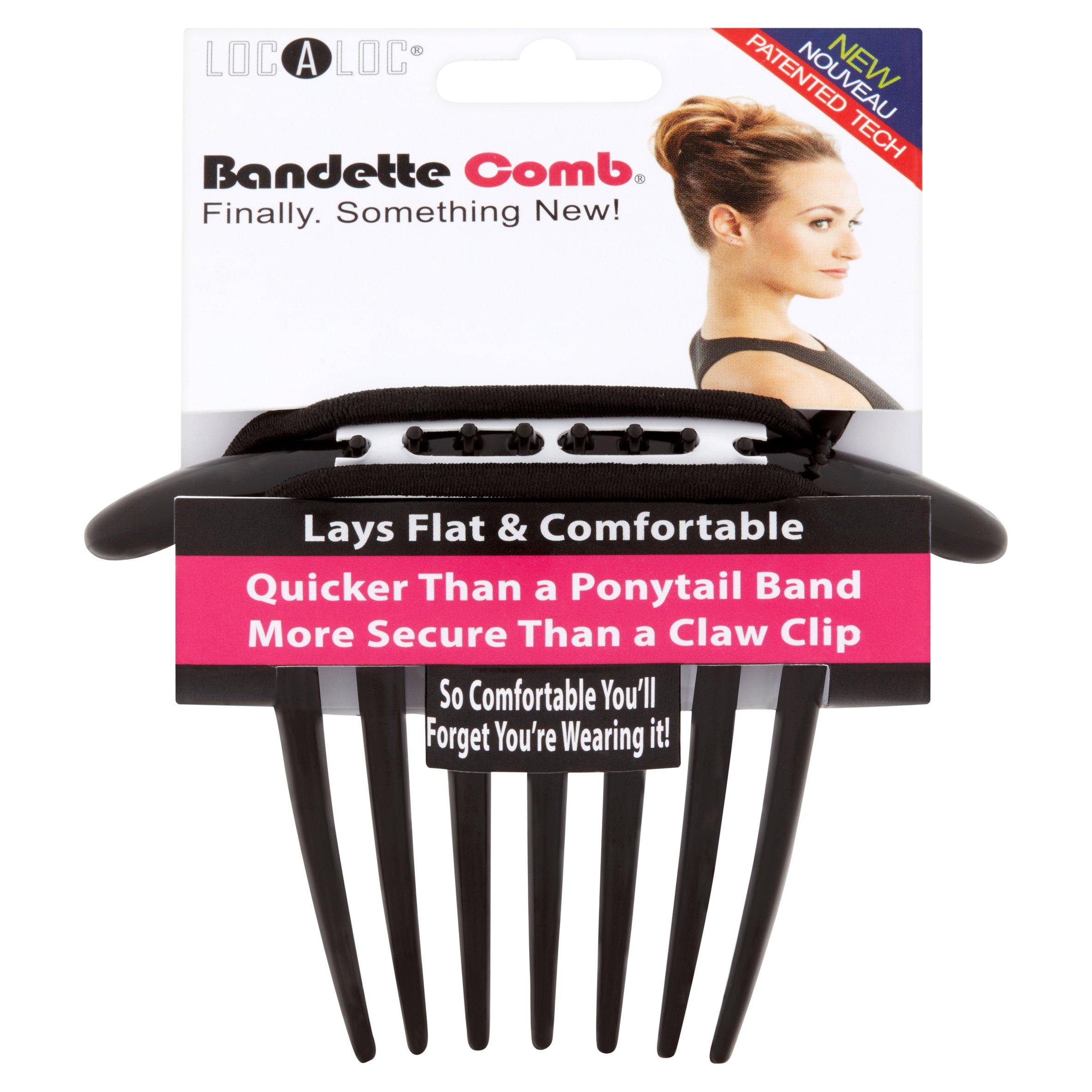 LocALoc Style Bandette Comb