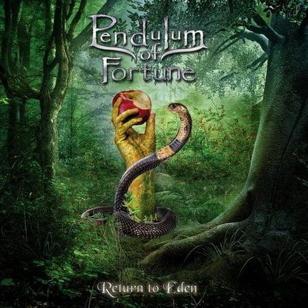 Pendulum Of Fortune  - Return To Eden (CD) - image 1 de 1
