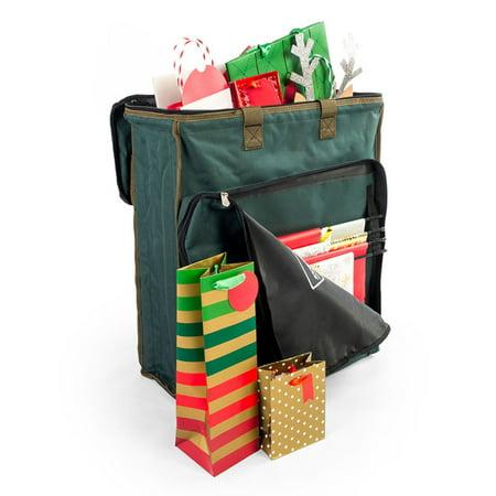 Gift Storage - Treekeeper Tissue Paper and Gift Bag Storage