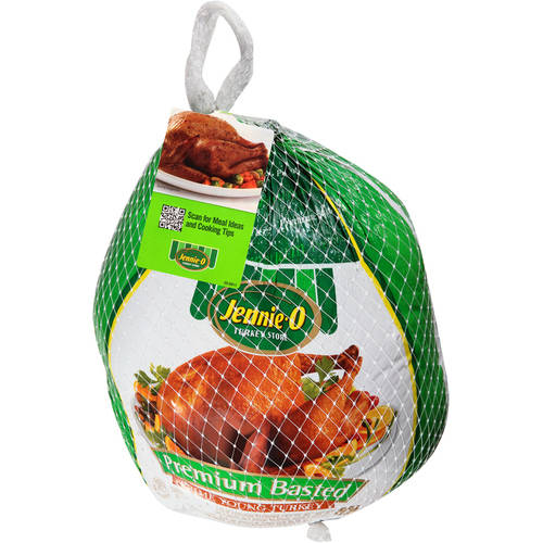 Frozen Jennie-O Whole Tom Turkey GDA, 18.0-24.0 lbs