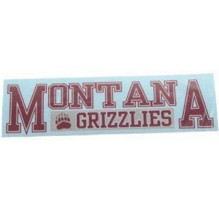 Montana Grizzlies 3