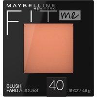 Maybelline Fit Me Blush, Peach, 0.16 oz.