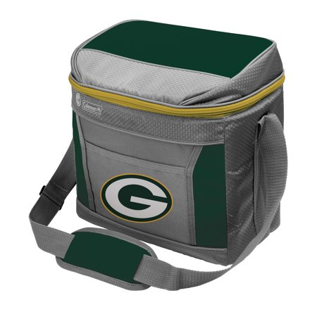 Rawlings NFL 16 Can Soft Sided Cooler, Green Bay Packers - Green Bay Packers Cooler