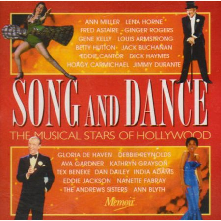 Song & Dance: Musical Stars of Hollywood