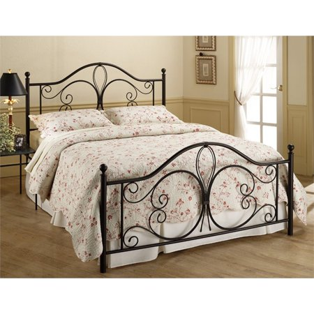 Milwaukee Full Bed, Antique Brown (Box 1 of 2)