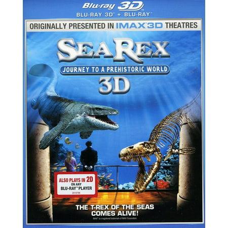 Sea Rex (3D) (Blu-ray + Blu-ray) Sea Ray Sundancer