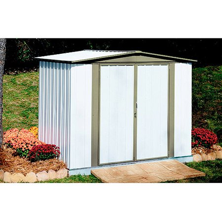 Arrow Viny Sheridan 10' x 8' Steel Storage Shed