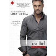 Wife for Hire - eBook