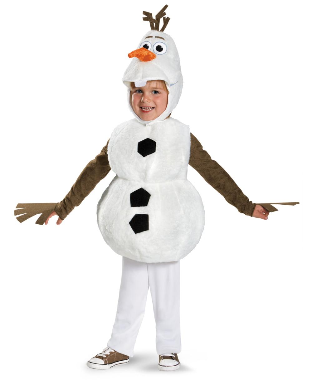 sc 1 st  Walmart & Frozen - Deluxe Olaf Child Costume - Walmart.com