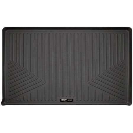 Husky Liners Cargo Liner Behind 3rd Seat Fits 08-17 Expedition EL/Navigator L 3rd Seat Cargo Area