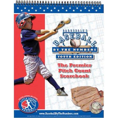 Barksdale's Little League Scorebook (Best Baseball Scorebook For Little League)