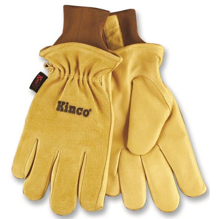 KINCO INTERNATIONAL - L Men PIGLTHR Glove