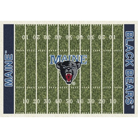 Milliken Ncaa College Home Field Area Rugs Contemporary 01155 Ncaa