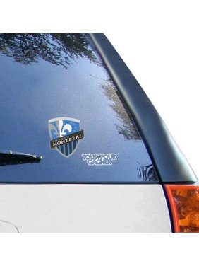 "Montreal Impact 12"" x 12"" Decal Multi-Pack"