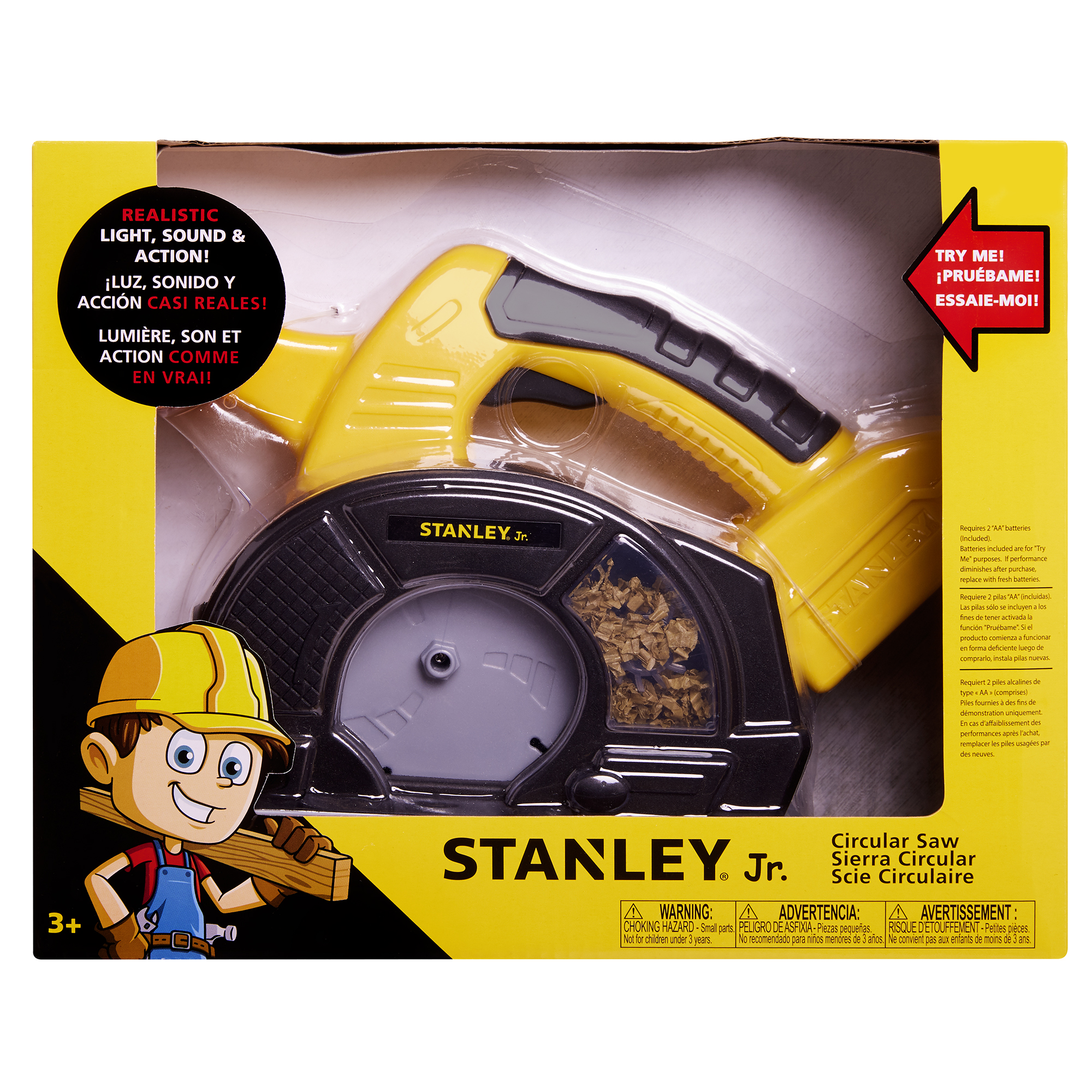 Stanley Jr. Circular Saw