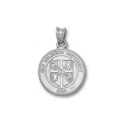 NCAA - Old Dominion Monarchs Sterling Silver Seal Pendant