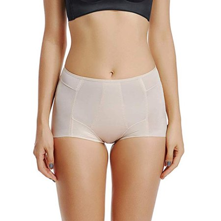 ca83ed0d4 Lelinta - LELINTA High Waist Brief Shapewear for Women Tummy Control Panties  Mesh Slimming Panty Girdle - Walmart.com