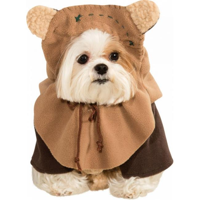Pet Costume Ewok Xlarge