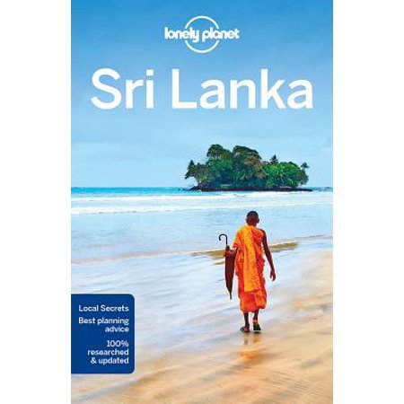 Travel guide: lonely planet sri lanka - paperback: (Best Cities To Visit In Sri Lanka)
