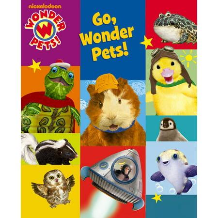 Go, Wonder Pets! (Wonder Pets!) - eBook](Wonder Pets Duckling)
